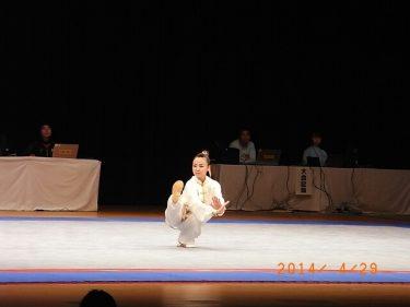 全日本武術太極拳競技大会 優勝