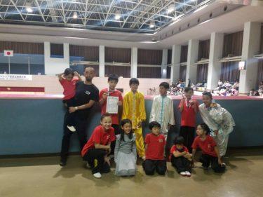 南関東ジュニア太極拳大会